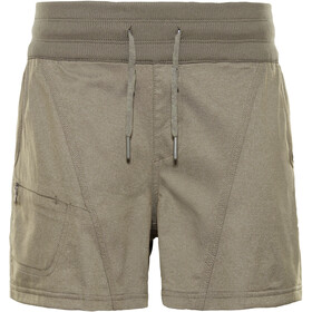 The North Face Aphrodite 2.0 Shortsit Naiset, new taupe green heather